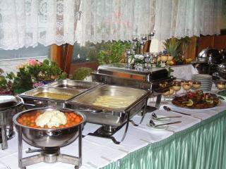 Pension und Gasthaus AmWachtelberg - Partyservice