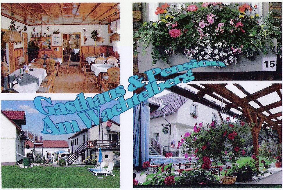 Pension und Gasthaus AmWachtelberg
