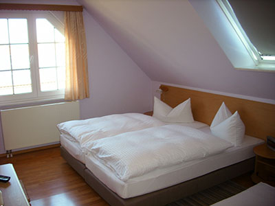 Pension Am Wachtelberg Doppelzimmer II