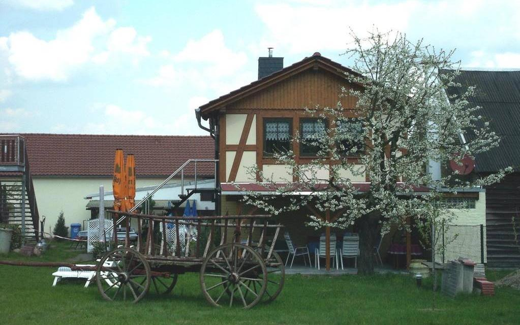 Pension Am Wachtelberg